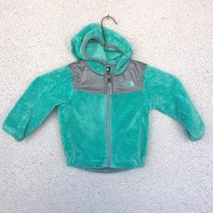 THE NORTH FACE   Like New Hooded Fleece Jacket